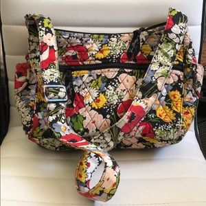 Vera Bradley Large On the go Crossbody